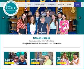 photo of needham community council website