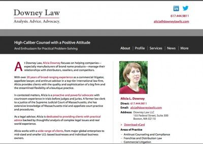 Downey Law LLC