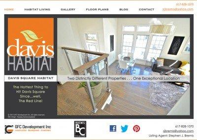Davis Square Habitat