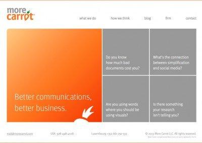 More Carrot LLC