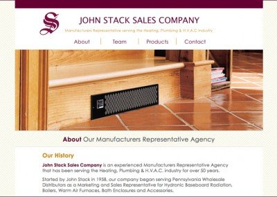 Stack Sales Company