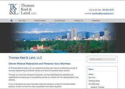 Thomas Keel & Laird