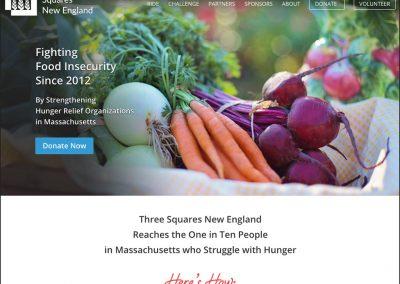 Three Squares New England