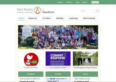 First Parish Needham