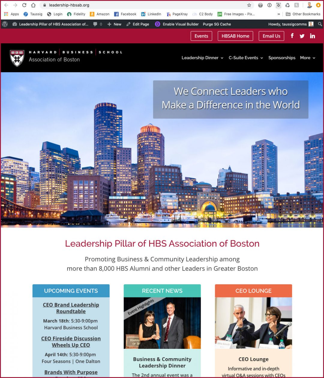 HBSAB – Leadership