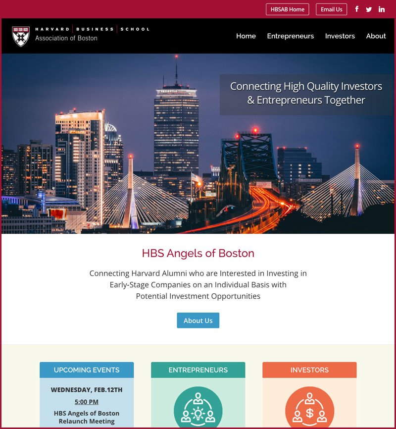 HBS Angels of Boston